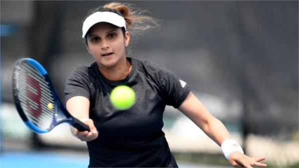 kovid 19  rs 1 25 crore collected by sania mirza