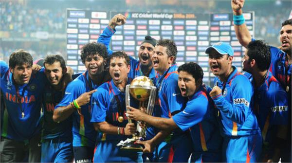 when india won the world cup 9 years ago
