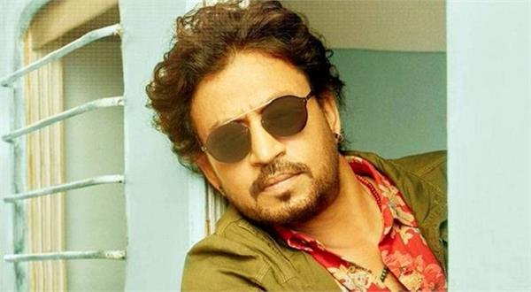 last tweet of irrfan khan before death