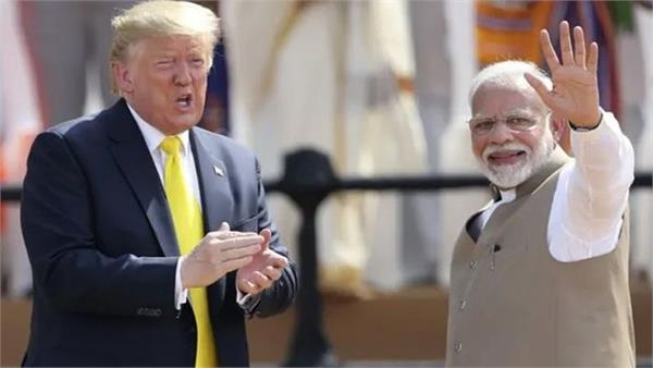 donald trump thanks india hydroxychloroquine