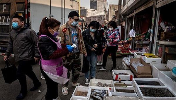 china wuhan corona virus sea food market again open actress reaction