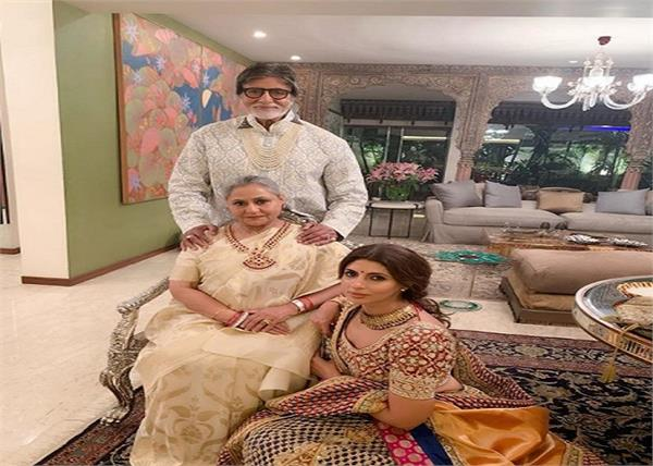 abhishek and shweta wrote an emotional post on jaya bachchan