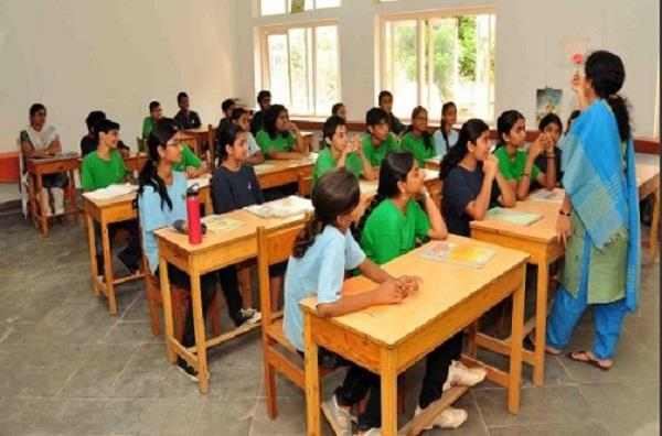 haryana private schools not collect fees during lockdown period coronavirus