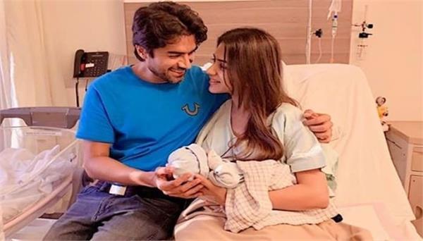 tv actress smriti khanna became mother of baby girl