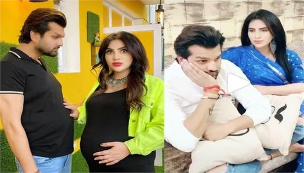 mansi sharma shared her husband yuvraj hans baby bump photo