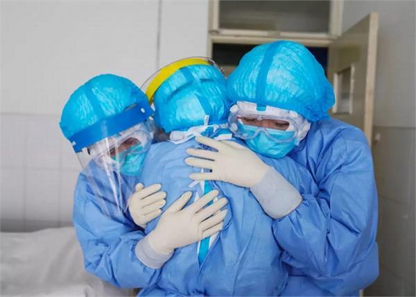 coronavirus india in 715 patients healthy