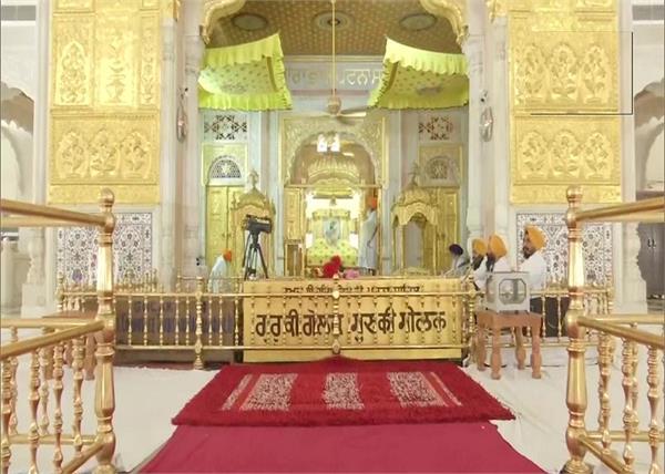lockdown   takhat shri patna sahib sewadars prayers