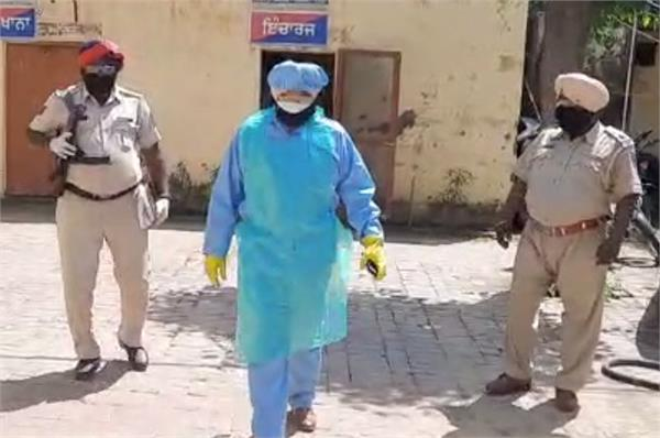 another one case positive in ludhiana