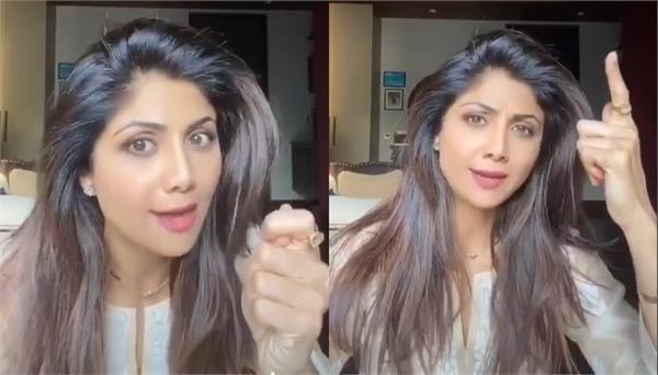 bollywood actress shilpa shetty tiktok video viral on social media