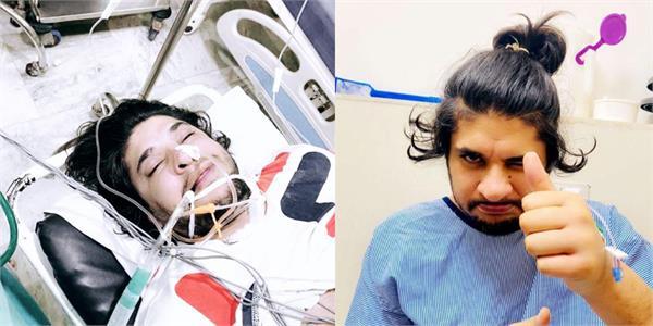 truth about vadda grewal viral pic from hospital