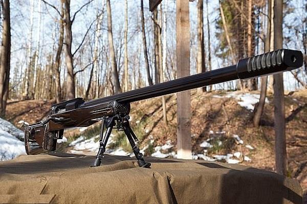 russia sniper rifle