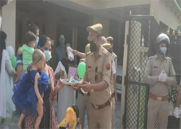soldier daughter birthday muthra police family