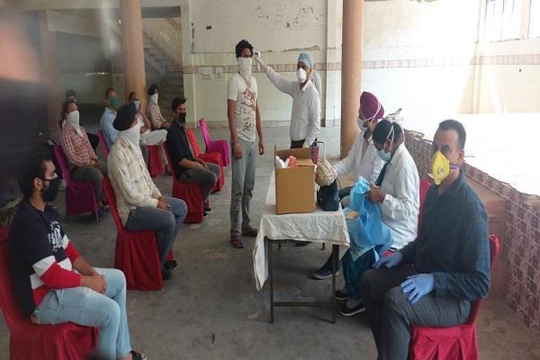 vendors screening in kharar