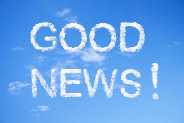 good news from chandigarh