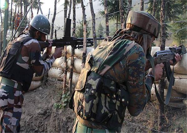 pakistan firing india