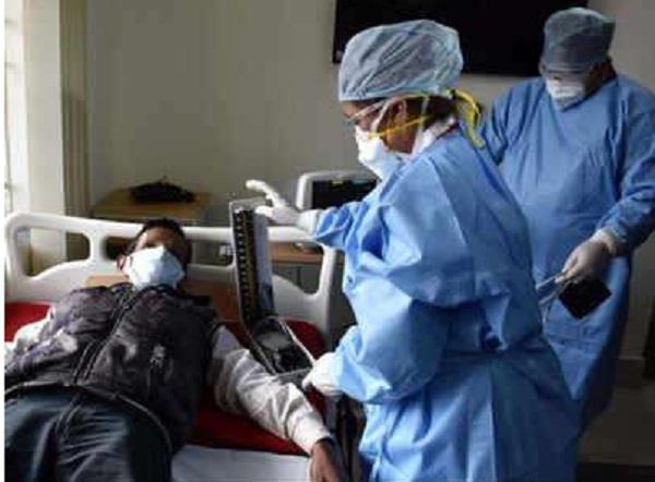 pregnant nurse travels 250 km to help coronavirus patients in tamilnadu