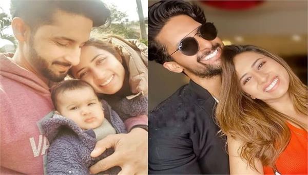 sargun mehta and ravi dubey shares little nephew sahraaj pics