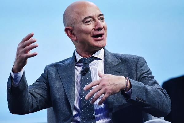 amazon s third consecutive richest person in the world owned by amazon