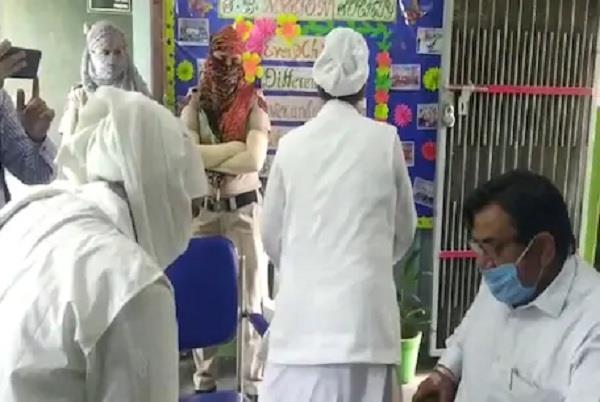 karnal private school open during lockdown in karnal