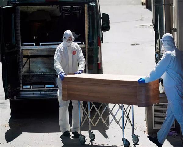 spain sees 3rd daily in coronavirus deaths