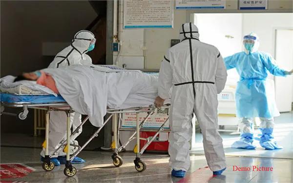 corona virus death women