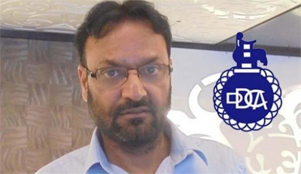 ddca secretary vinod tihara in jail