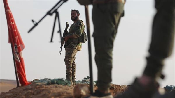iraqi security forces killed 4 islamic terrorists