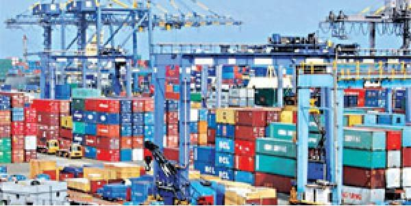 75 000 containers stuck at chennai port