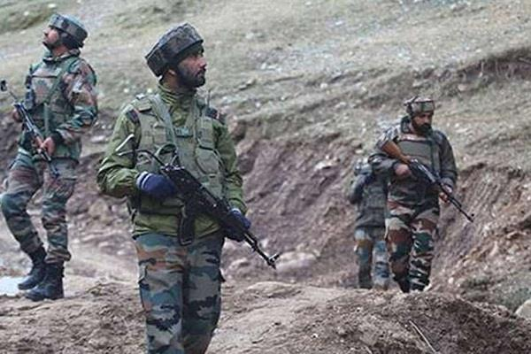 terrorist attack in south kashmir crpf one young martyr one injured