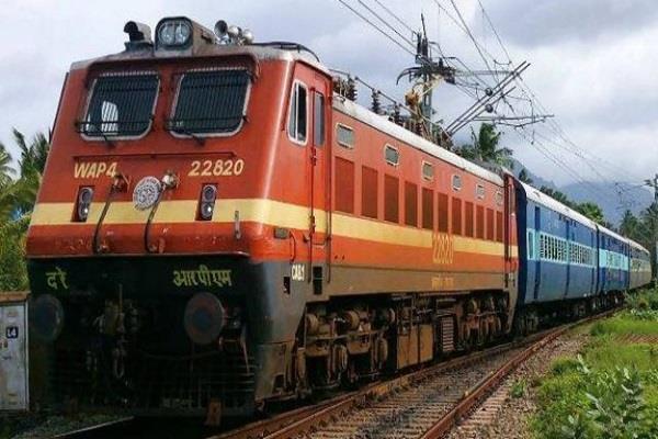 parcel trains run from jammu  ludhiana  jalandhar and amritsar