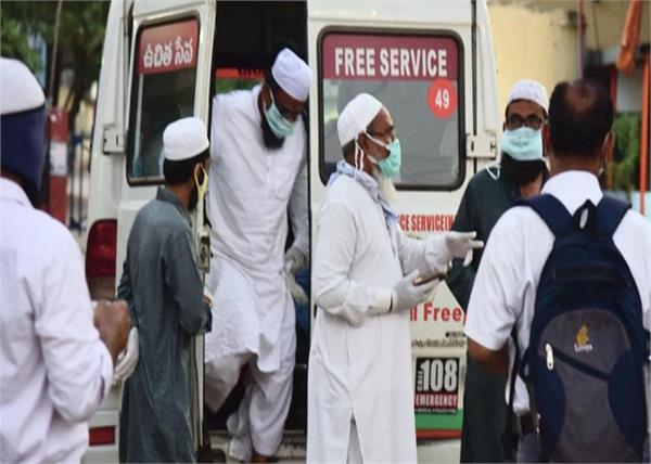 tablighi jamaat chief  s death kills corona