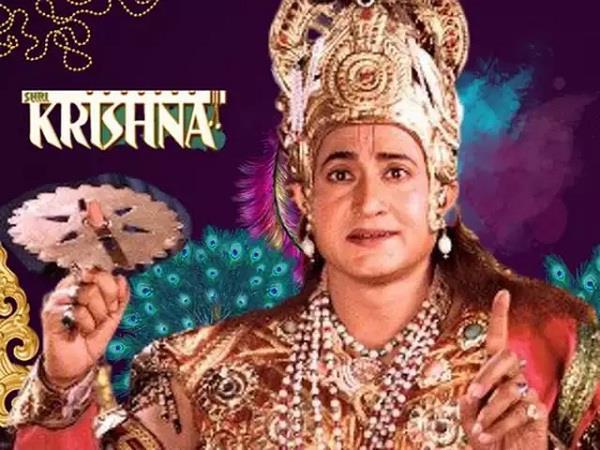 after ramayana and mahabharata  sri krishna will be rebroadcast