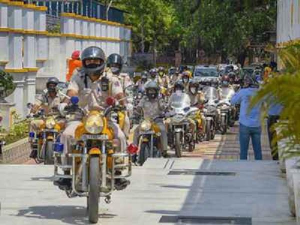 gurudwara bangla sahib and delhi police