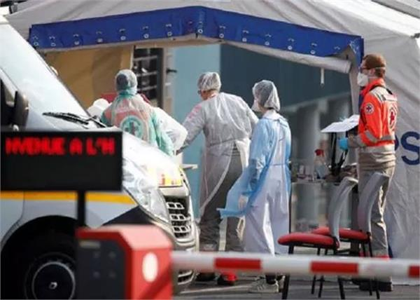 covid 19  death toll in france rises to 10 328