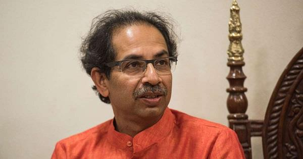 shiv sena leader tension away from cm position