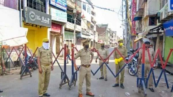 ghaziabad lockdown guideline extended till may 31  section 144 enforced