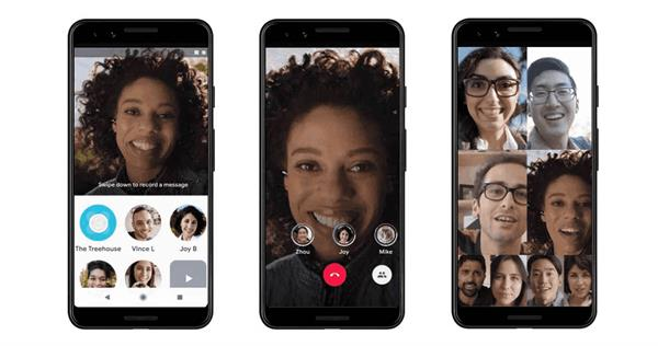 this app allows you to make video calls to up to 32 people at once