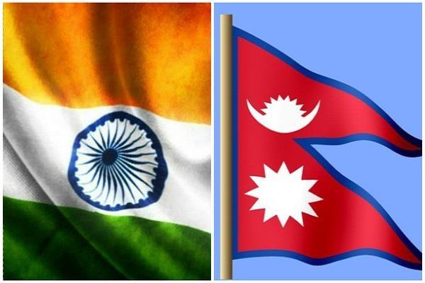 indo nepal relations at a triangular junction