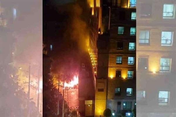 bangladesh hospital fire kills 5