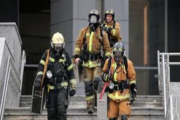 fire russian hospital