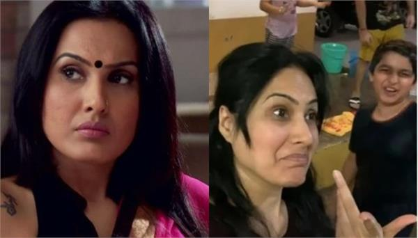 kamya punjabi shared a video on her instagram account