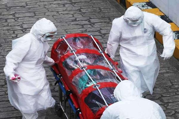 corona virus kills worldwide