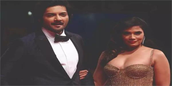 ali fazal on his wedding with richa chadha