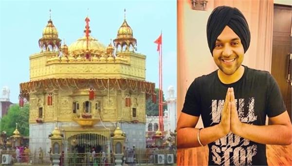 guru randhawa devotional song satnam waheguru released
