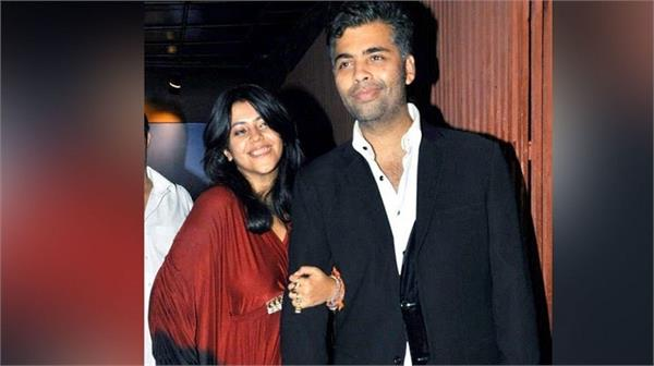karan johar revealed he wanted to marry ekta kapoor on this condition