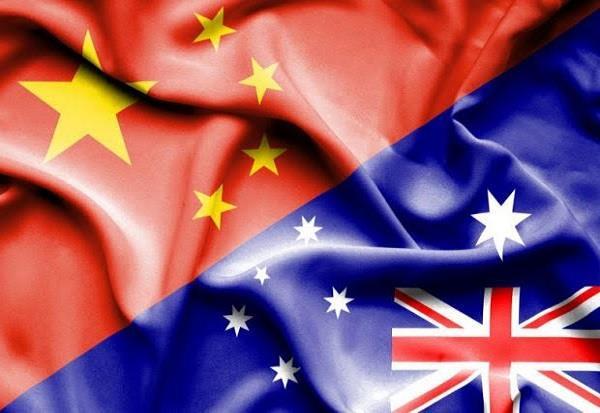 corona virus  australia china trade war