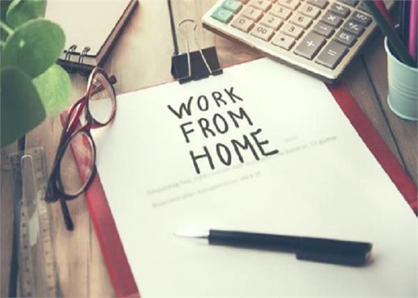 corona virus remote work work from home