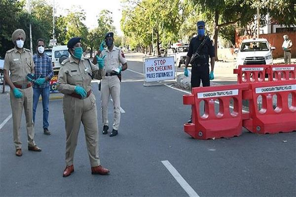 curfew lifted in chandigarh from today