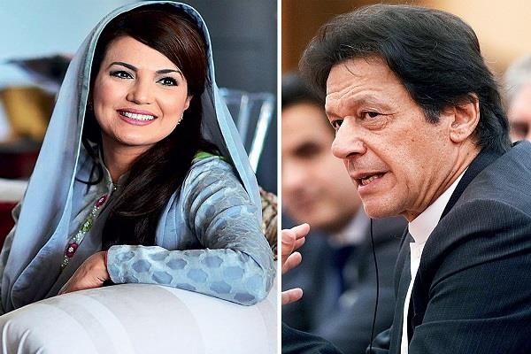 pakistan  reham khan