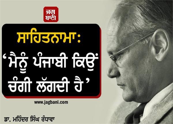 why i like punjabi